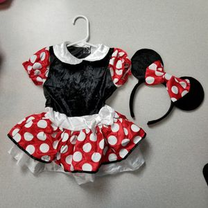 Disney Baby Minnie Mouse Costume for Sale in Visalia, CA