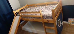 Loft twin bed frame for Sale in San Bernardino, CA