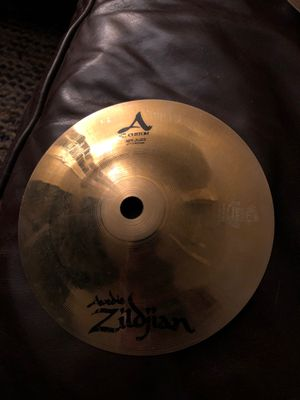 "Zildjian A Custom splash cymbal 6"" for Sale in Upland, CA"
