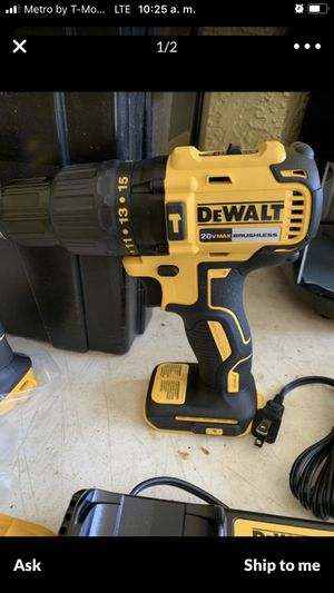 New Dewalt hammer drill tool for Sale in Orlando, FL