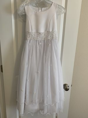 Beautiful girls dress!! Size 10/12. In PERFECT condition for Sale in Tigard, OR