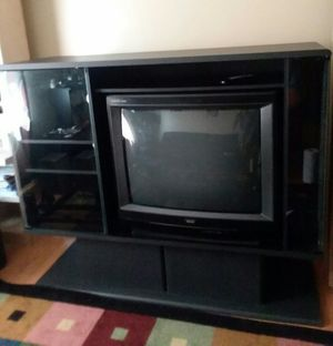 Entertainment Center with TV included for Sale in Lexington, KY