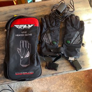 Fly Title Heated Gloves for Sale in Carbonado, WA