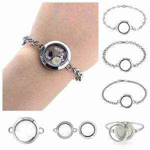 Floating charm Bracelets. New with 10 charms for Sale in Henderson, NV