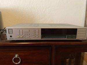 AKAI old school computer controlled stereo receiver for Sale in Chandler, AZ