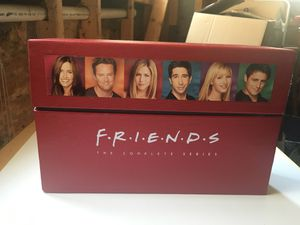 Friends DVD Box Set for Sale in Newton, MA