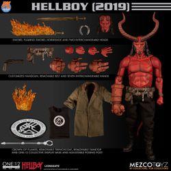Mezco Anung Un Rama Hellboy for Sale in Los Angeles,  CA