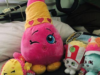 SHOPKINS Stuffed Toy for Sale in La Puente,  CA