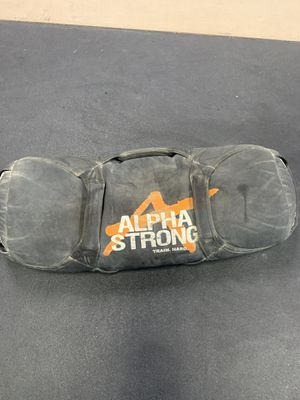 Alpha strong (thy beast) sandbag training sand bag for Sale in Norco, CA