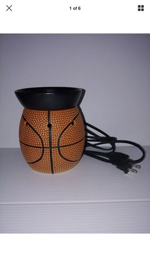 Scentsy basketball warmer for Sale in Queens, NY