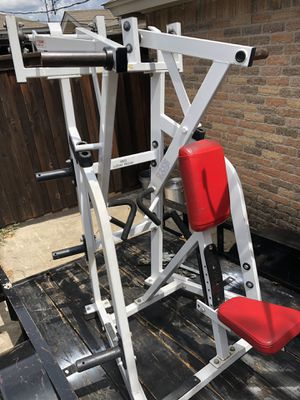 Hammer low row w/extra handles for Sale in Burleson, TX