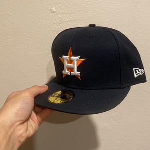 Houston Astros Hat 73/8 for Sale in Redlands, CA