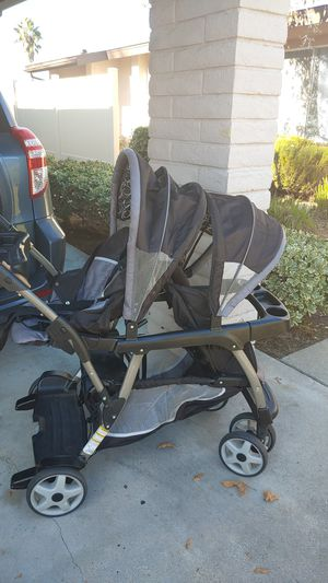 Graco Ready to Grow Double Stroller for Sale in San Diego, CA