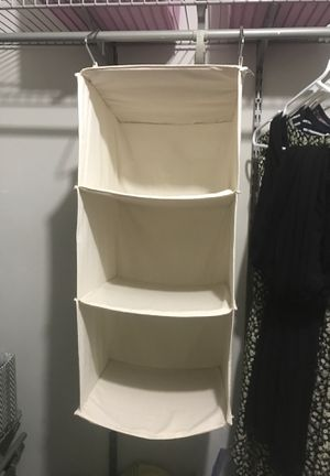 Hanging closet Shelves for Sale in Miami, FL