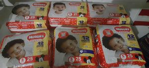 Diapers Size 5-6 for Sale in Dade City, FL