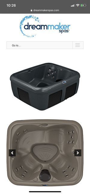 Hot tubs starting at $3,499!! 110 plug n play for Sale in Scottsdale, AZ