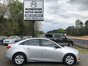 """2012 Chevy Cruze""""Clean,Warranty""""$1200 down(OAC) or $4995 Cash!! for Sale in Charlotte, NC"""