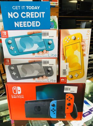 Nintendo Switch with finance option for Sale in Stanton, CA