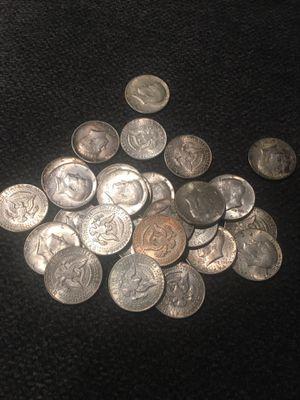 Silver Kennedy half dollars for Sale in Visalia, CA