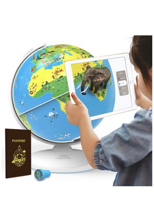 Shifu Orboot (App Based): Augmented Reality Interactive Globe For Kids, Stem Toy For Boys & Girls Ages 4+ Educational Toy Gift (No Borders, No Names for Sale in La Mesa, CA