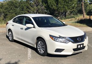 2016 Nissan Altima 2.5S—low miles for Sale in Hayward, CA