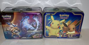 Pokemon Fall and Spring 2018 Sealed Collectors Tin for Sale in Ashburn, VA