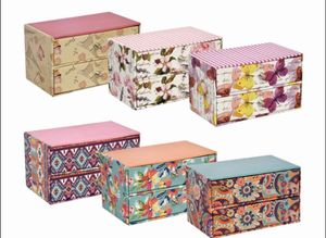 """Small, 2-drawer storage boxes (3x5"""") for Sale in Corona, CA"""