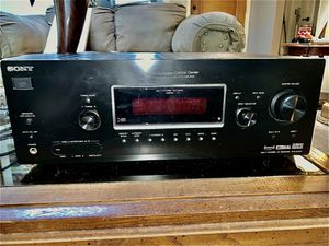 Sony stereo receiver for Sale in Phoenix, AZ