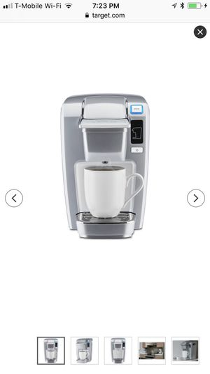 Keurig K15 single serve Coffee Machine for Sale in Dearborn, MI