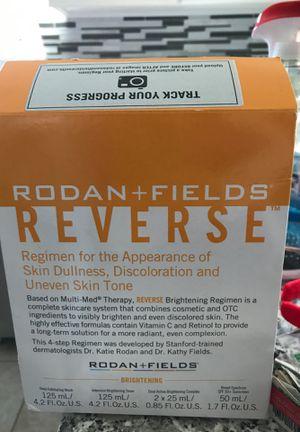 Rodan&fields reverse regiment for Sale in Aurora, IL