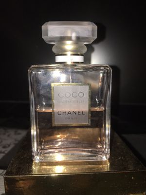 Coco Mademoiselle Chanel Perfume for Sale in Moreno Valley, CA