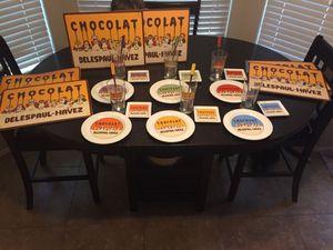 Pottery Barn vintage Chocolat SET for Sale in Chandler, AZ