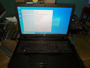 Hp 15 laptop computer for Sale in Baltimore, MD