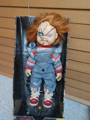 Bride of Chucky doll still in original packaging for Sale in Peoria, AZ