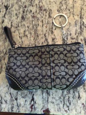 Coach logo keychain purse for Sale in Austin, TX