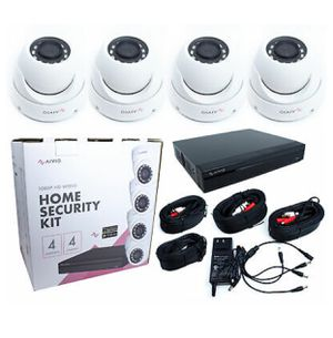 Security Cameras Systems 4 CH 1080 p for Sale in Miami, FL