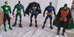 """DC Universe 6"""" Action Figure Lot Green Lantern Batman Dr. Mid-Nite Direct Collectible for Sale in Pasadena, CA"""