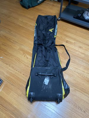 Easton hockey stick bag- fits 40-50 sticks- luggage for Sale in Washington, DC