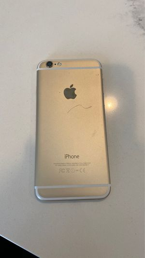 iPhone 6 doesn't work for parts for Sale in Newcastle, WA