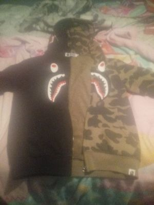 Bape hoodie large for Sale in Immokalee, FL