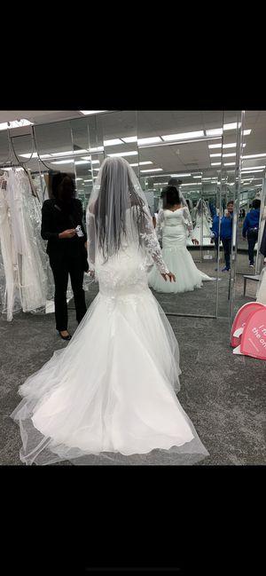 Brand New Wedding Dress Sz 12 for Sale in Nashville, TN