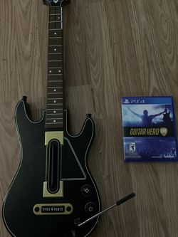 Guitar Hero Live Works Like New Rarely Played for Sale in Murfreesboro,  TN