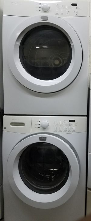 Washer Dryer Front Load Set * Works Great * Delivery Available for Sale in Glendale, AZ