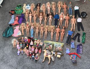 Huge lot of Barbies for Sale in Covina, CA