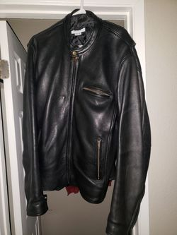 Fox creek Motorcycle Leather Jacket for Sale in Lakewood,  CA