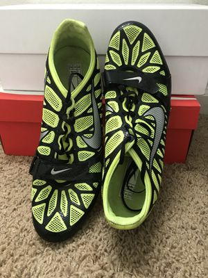 Nike track chrome spikes for Sale in Surprise, AZ