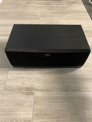 Klipsch Center Channel Speaker for Sale in Clearwater, FL
