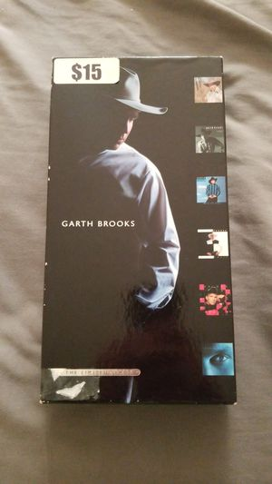 Garth Brooks Limited Series Collection for Sale in Rossford, OH