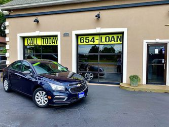 2016 Chevrolet Cruze Limited for Sale in Rochester,  NY