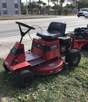 Toro lawn mower for Sale in Tampa, FL